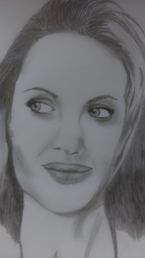 Angelina Jolie by marriotti96